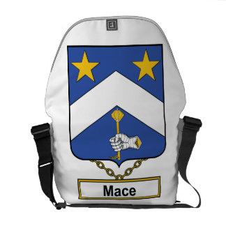 Mace Family Crest Messenger Bag