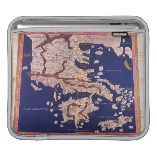 Macedonia and Greece Sleeves For iPads