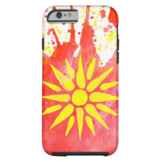 Macedonia Appreciation By Megaflora Tough iPhone 6 Case