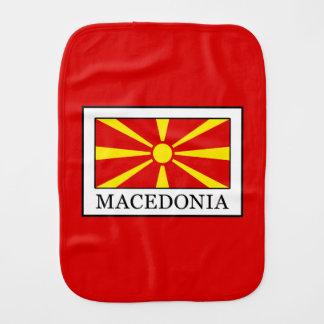 Macedonia Burp Cloth