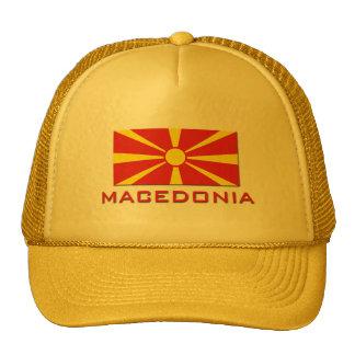 Macedonia Flag 1 Trucker Hat