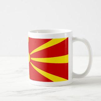 Macedonia Flag Coffee Mug