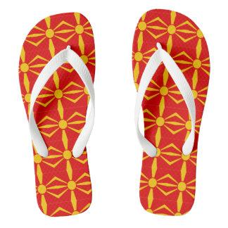 Macedonia Flip Flops