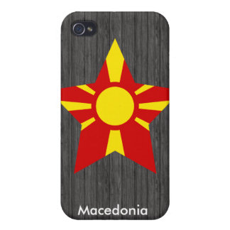 Macedonia iPhone 4 Carcasa