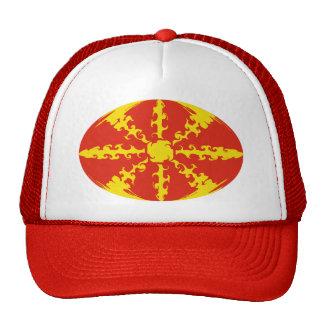 Macedonia Gnarly Flag Hat