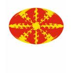Gnarly Macedonian Flag T-Shirt