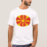 Macedonia Gnarly Flag T-Shirt