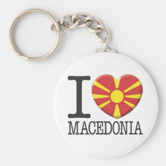 Macedonia Llaveros