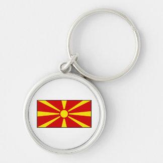 Macedonia – Macedonian Flag Key Chain