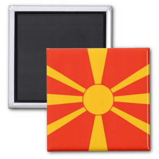 Macedonia Magnet