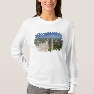 MACEDONIA, Ohrid. Car Samoil's Castle / T-Shirt