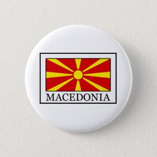Macedonia Pinback Button