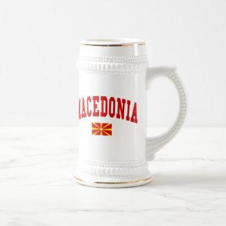 Macedonia Style Mugs