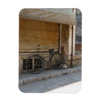Macedonian Bicycle magnet