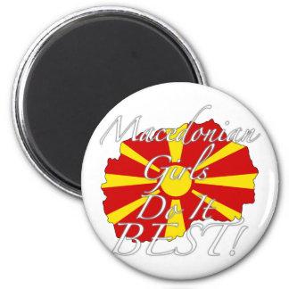 Macedonian Girls Do It Best! Magnet