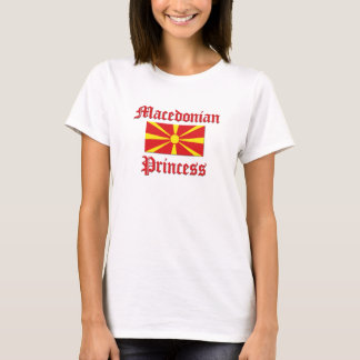 Macedonian Princess T-Shirt