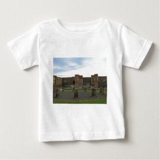 Macellum (Markets) in Ancient Pompeii Baby T-Shirt