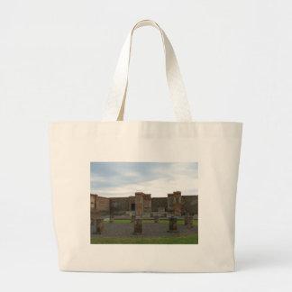 Macellum (Markets) in Ancient Pompeii Bags