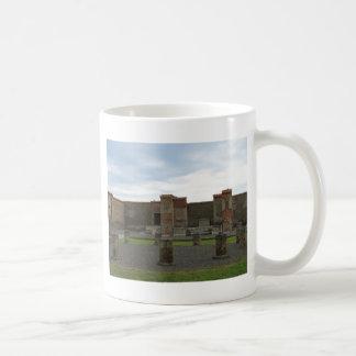 Macellum (Markets) in Ancient Pompeii Coffee Mug