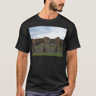 Macellum (Markets) in Ancient Pompeii T-Shirt