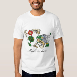 MacEnchroe Family Crest Tee Shirt