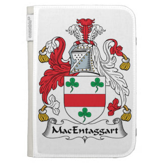 MacEntaggart Family Crest Cases For Kindle
