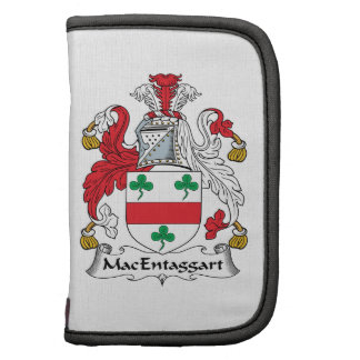MacEntaggart Family Crest Folio Planners