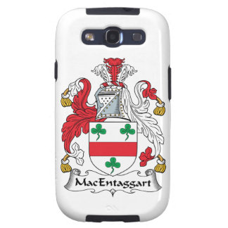 MacEntaggart Family Crest Galaxy S3 Case