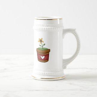 Maceta Tazas De Café