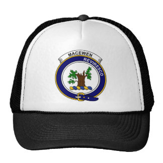 MacEwen Clan Badge Mesh Hats