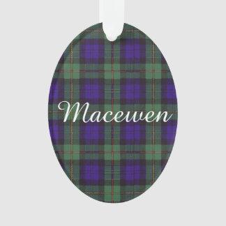 Macewen clan Plaid Scottish tartan