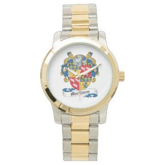 MacEwen Family Crest Wristwatches