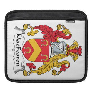 MacFearon Family Crest Sleeves For iPads