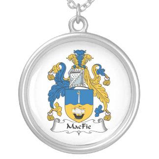 MacFie Family Crest Custom Jewelry