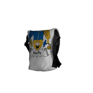 MacFie Family Crest Messenger Bag