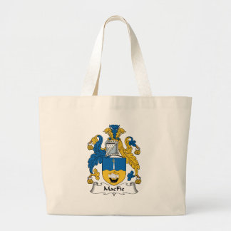 MacFie Family Crest Tote Bags