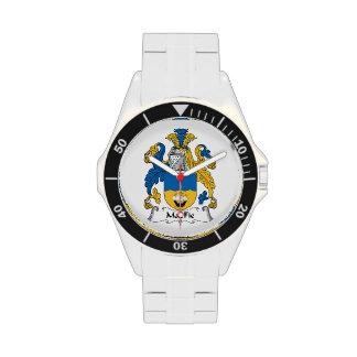 MacFie Family Crest Wrist Watches