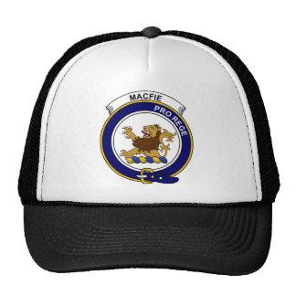 MacFie (of Dreghorn) Clan Badge Trucker Hat
