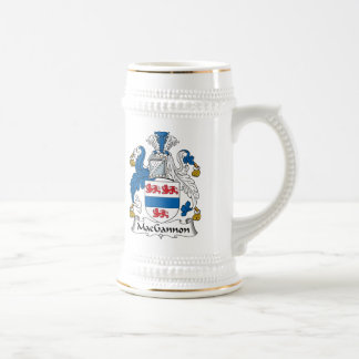 MacGannon Family Crest Coffee Mug