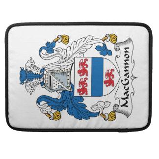 MacGannon Family Crest MacBook Pro Sleeve
