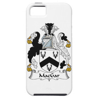 MacGar Family Crest iPhone 5 Cover