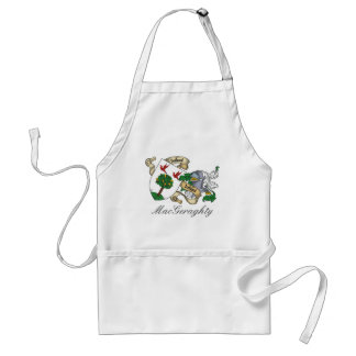 MacGeraghty Family Crest Adult Apron