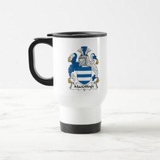 MacGilfoyle Family Crest Travel Mug