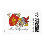 MacGillycuddy Family Crest Postage Stamps