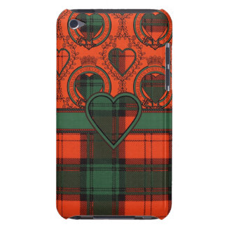 MacGlashan clan Plaid Scottish kilt tartan Case-Mate iPod Touch Case