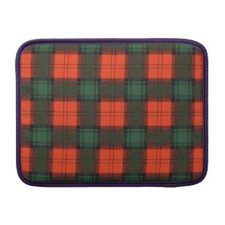 MacGlashan clan Plaid Scottish kilt tartan MacBook Sleeve