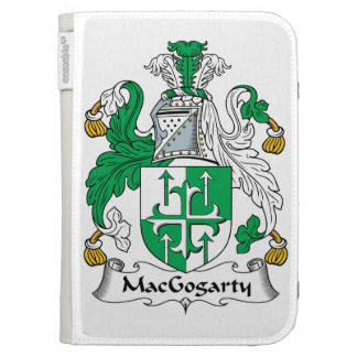 MacGogarty Family Crest Cases For Kindle