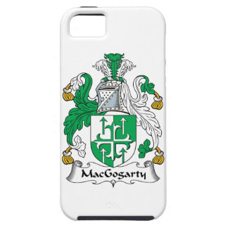 MacGogarty Family Crest iPhone 5 Cases