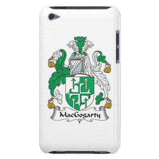 MacGogarty Family Crest iPod Touch Case