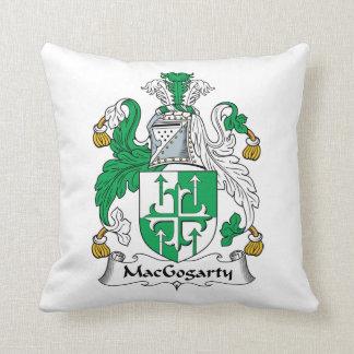MacGogarty Family Crest Pillows